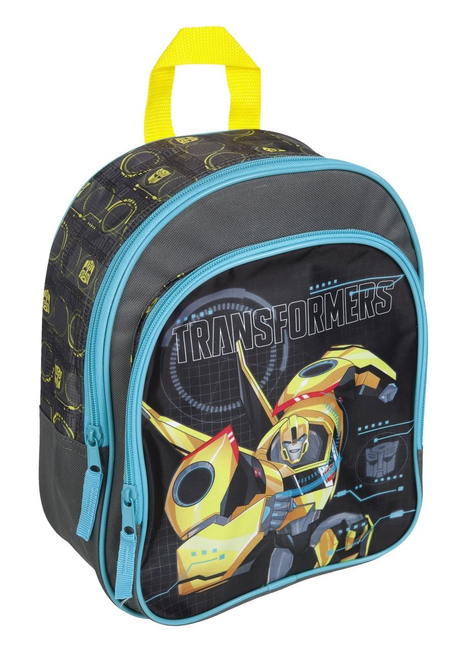 Transformers Rucksack mit Vortasche