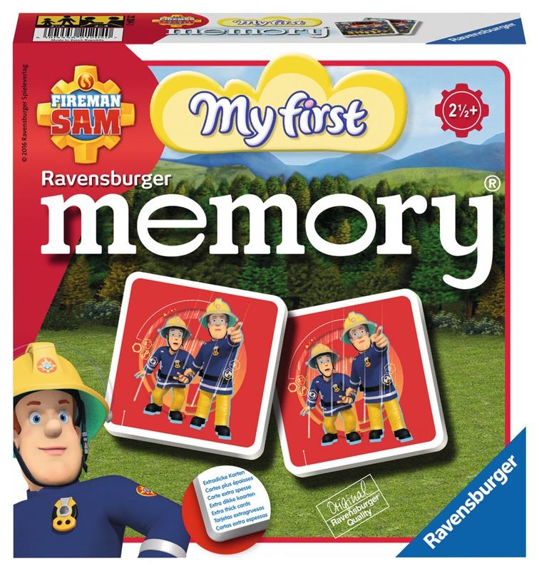 Ravensburger Memory Feuerwehrmann Sam