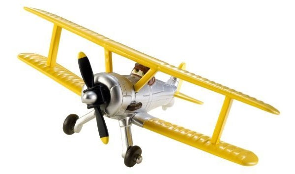 Cars Planes Die-Cast Leadbottom Flugzeug