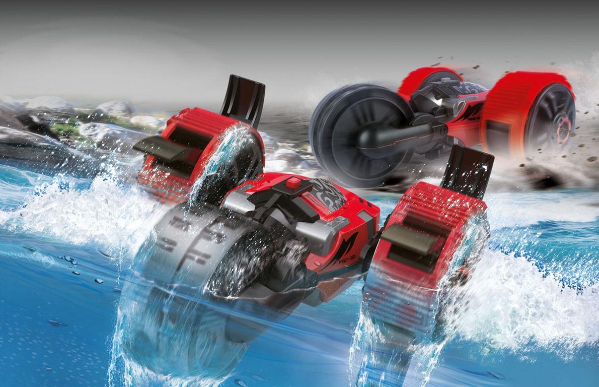 Carrera RC Amphi Stunt 2,4 GHz 370160023