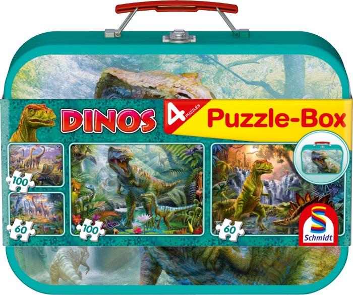 Puzzle Puzzle-Box Dinos