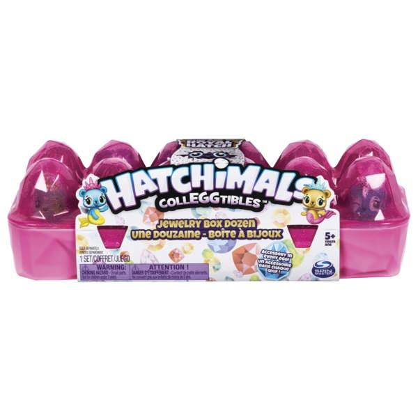 Hatchimals Serie 6 Eierkarton 12 Stück