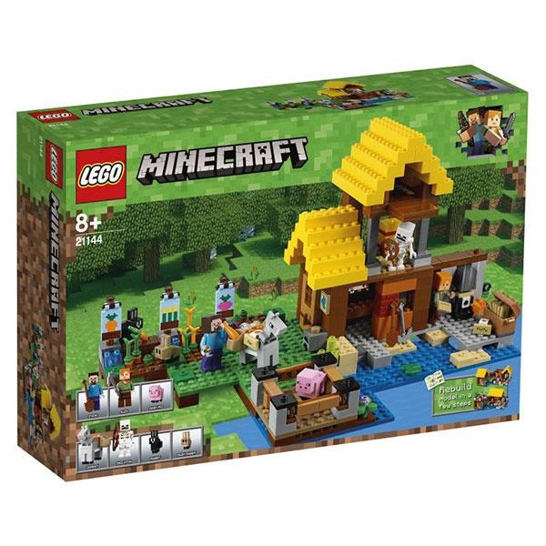 Lego Minecraft 21144 Farmhäuschen