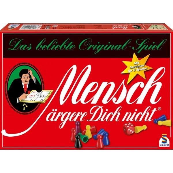 Mensch ärgere Dich nicht, Standardausgabe von Schmidt Spiele