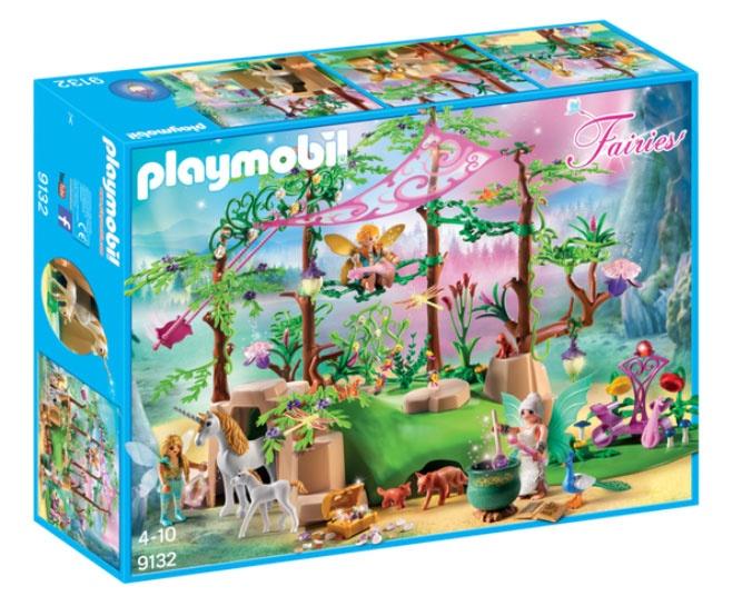 Playmobil 9132 Fairies Magischer Feenwald