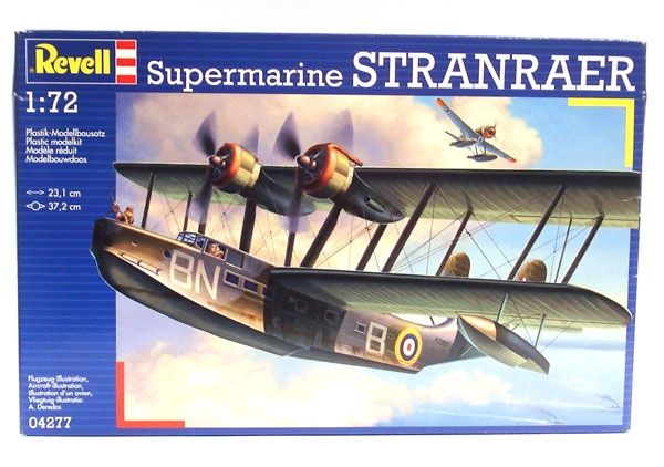 Revell 04277 Supermarine Stranraer 1:72