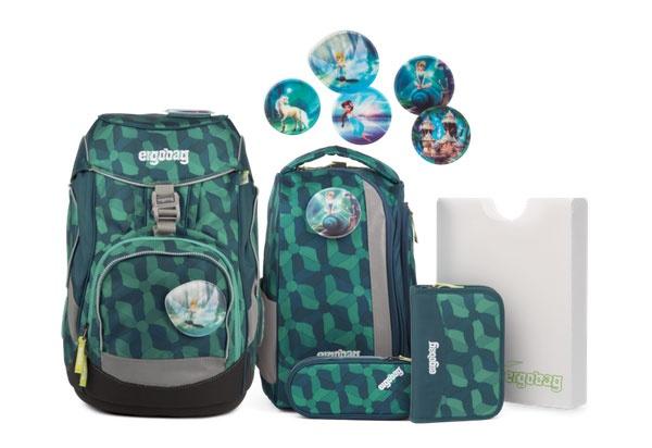 Ergobag Pack Schulranzen-Set WunderBär
