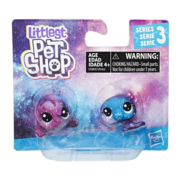 Littlest Pet Shop Kosmisches Pärchen Meerestiere