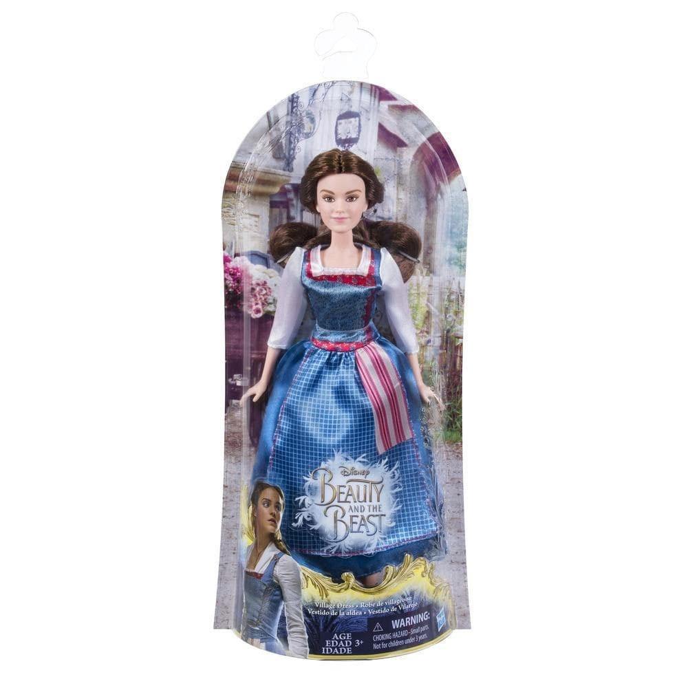 Disney Die Schöne und das Biest Belle Belle im Dorfkleid