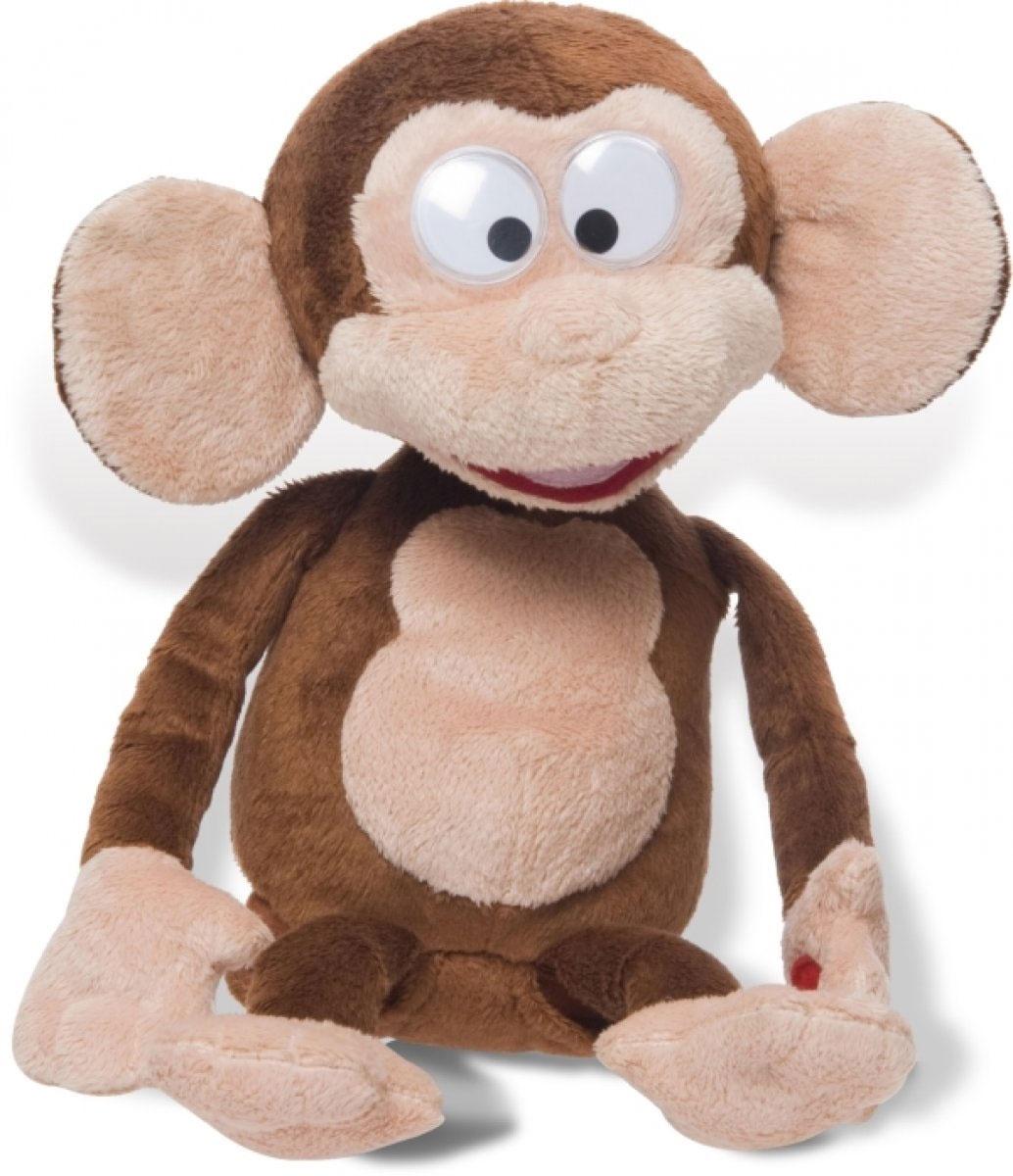 Verrückter Affe Plüschaffe 35 cm von IMC