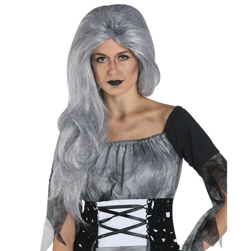 Kostüm Beauty Witch grau