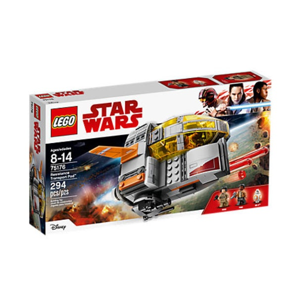 Lego 75176 Star Wars Resistance Transport Pod