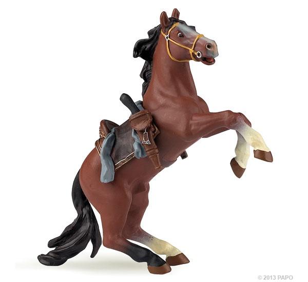Papo 39905 Pferd der Musketiere