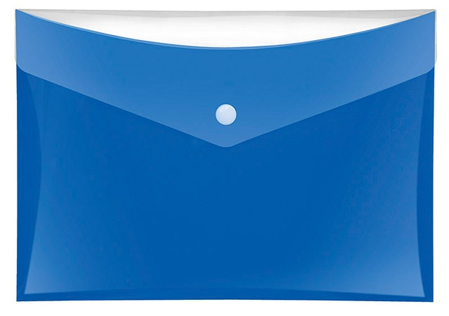 Veloflex Sammeltasche A5 blau