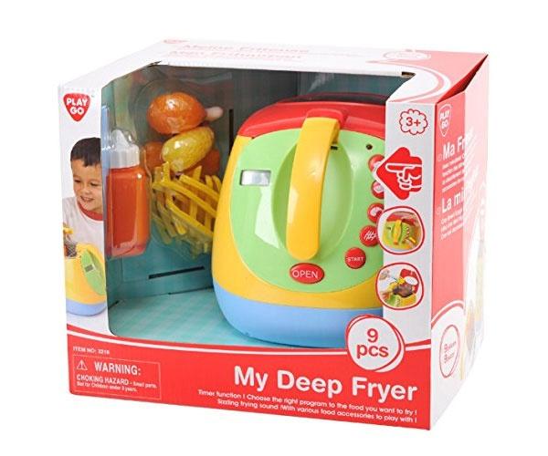 Friteuse für Kinder von Playgo