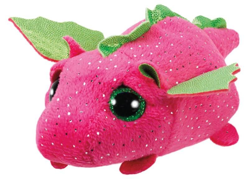 Teeny Ty Drache Darby pink 10 cm