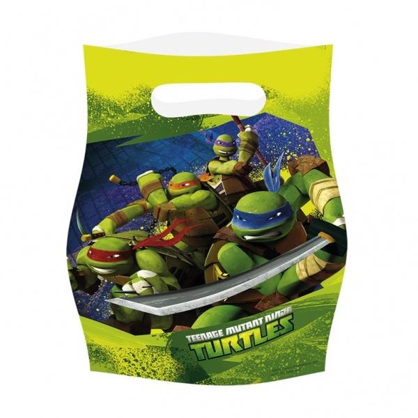 Partytüten Ninja Turtles