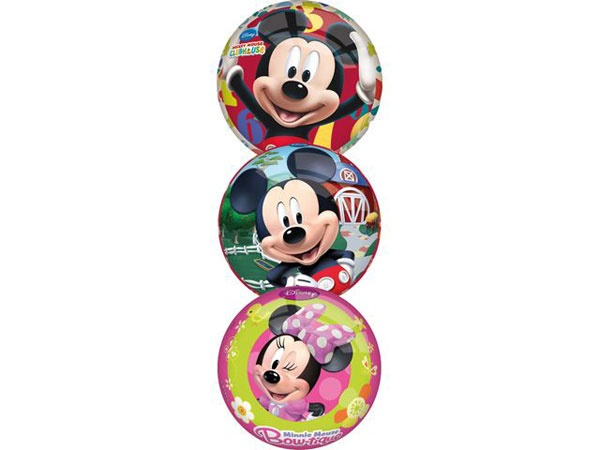 Minnie oder Mickey Maus Ball 14 cm