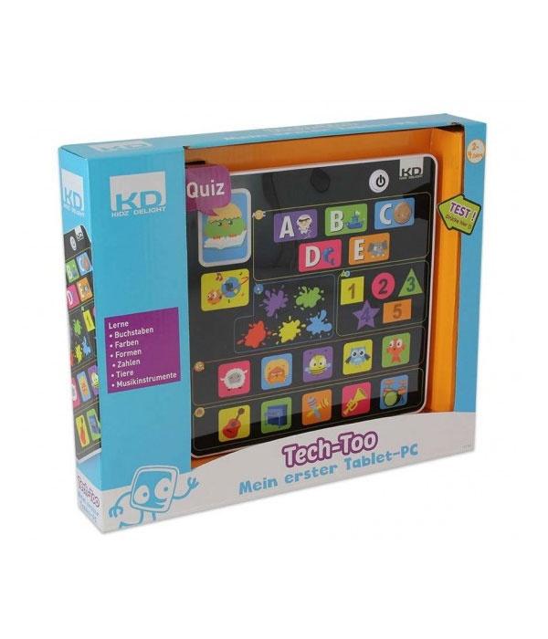 Tech Too Mein erstes Tablet-PC von KD