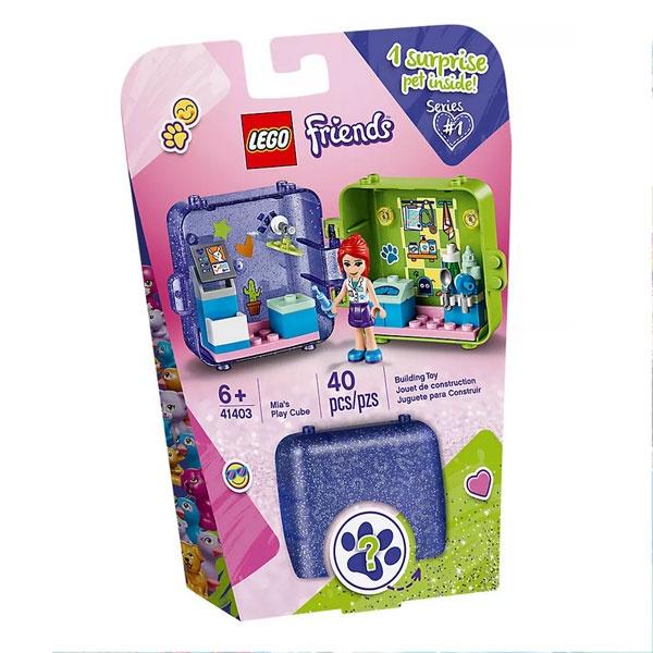 Lego Friends 41403 Mias magischer Würfel - Tierärztin