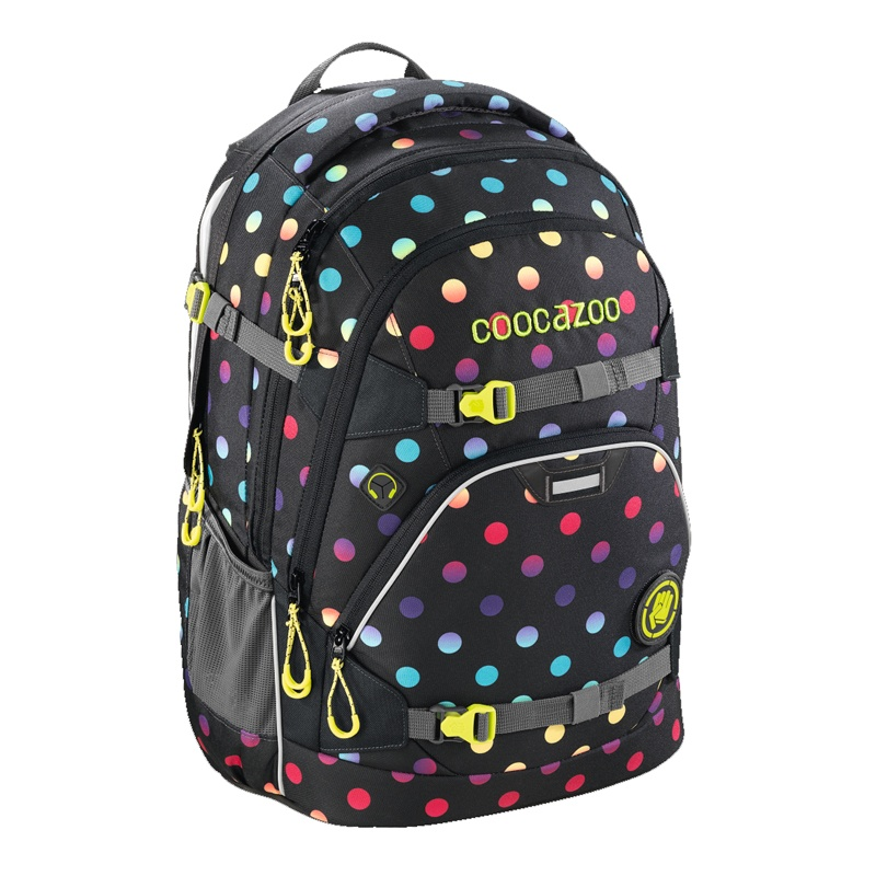 Coocazoo ScaleRale Magic Polka Colorful Rucksack