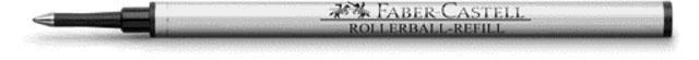 Faber Castell Ersatzmine Tintenrolller schwarz