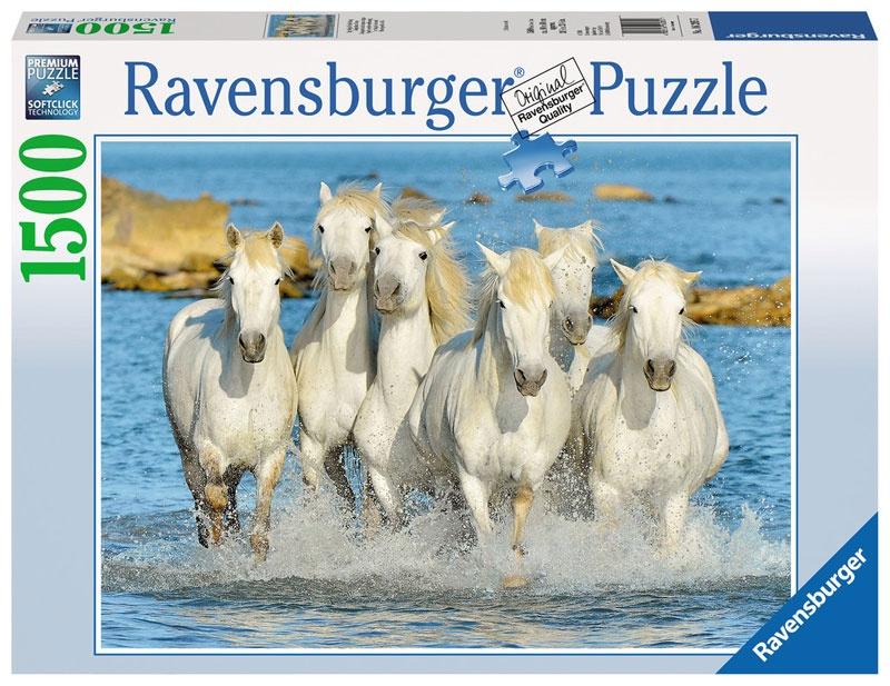 Ravensburger Puzzle Spritzige Erfrischung 1500 Teile