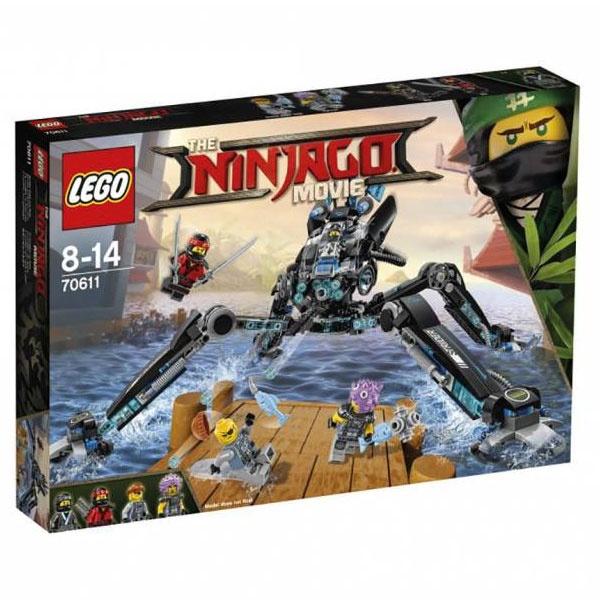 Lego Ninjago Movie 70611 Nyas Wasser-Walker