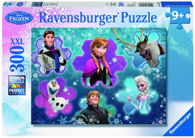 Puzzle Disney Die Eiskönigin 300 Teile von Ravensburger
