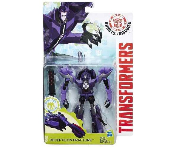 Transformers Robots in Disguise Warriors Decepticon Fracture
