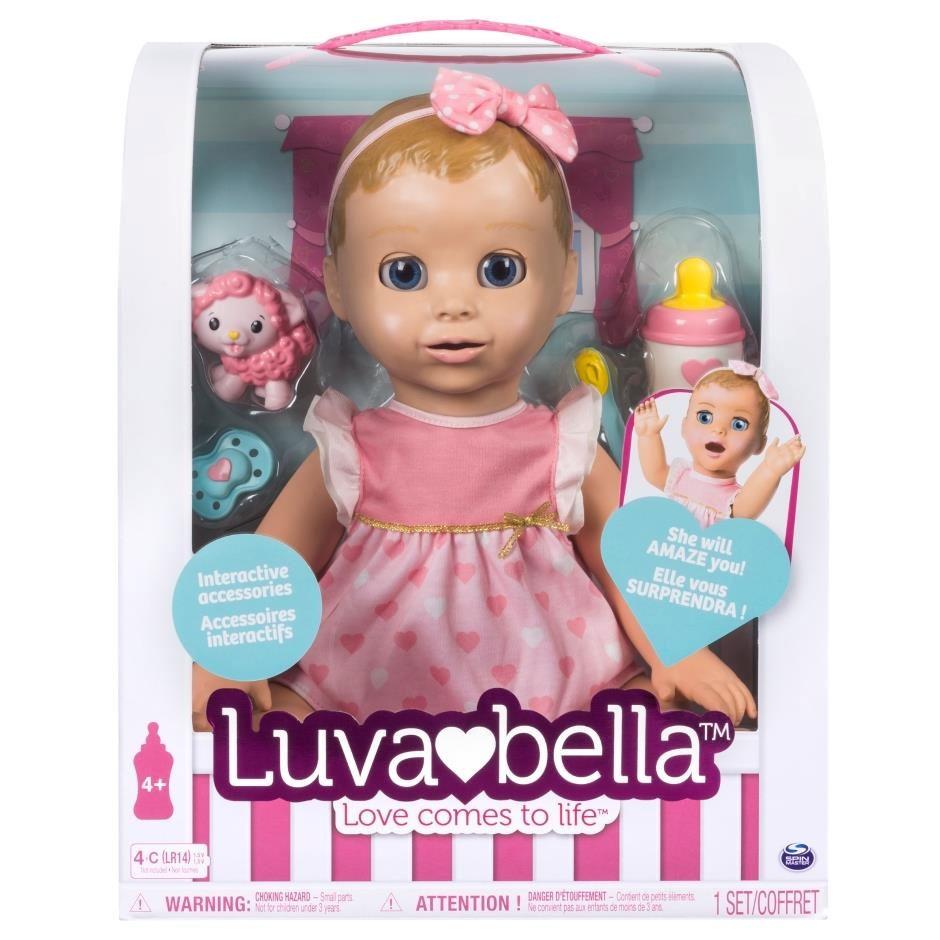 Luvabella Babypuppe Puppe von Spinmaster
