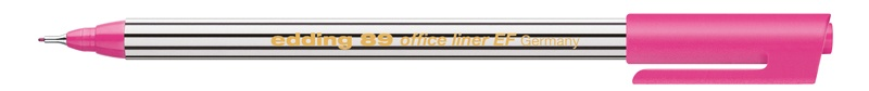 Edding 89 office liner EF Fineliner rosa