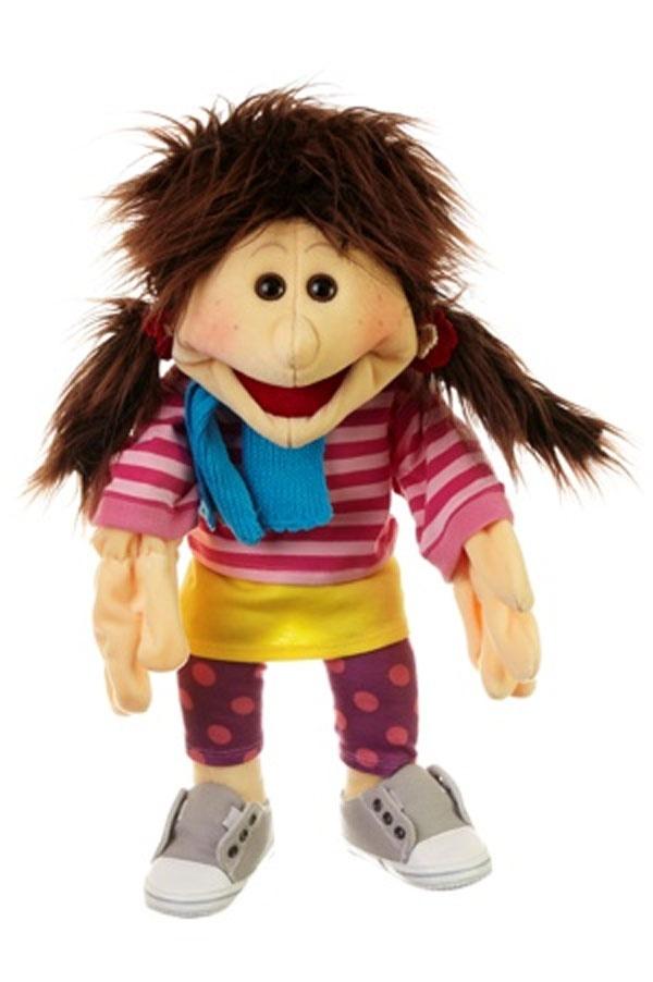 Living Puppets W631 Kleine Finja Handpuppe