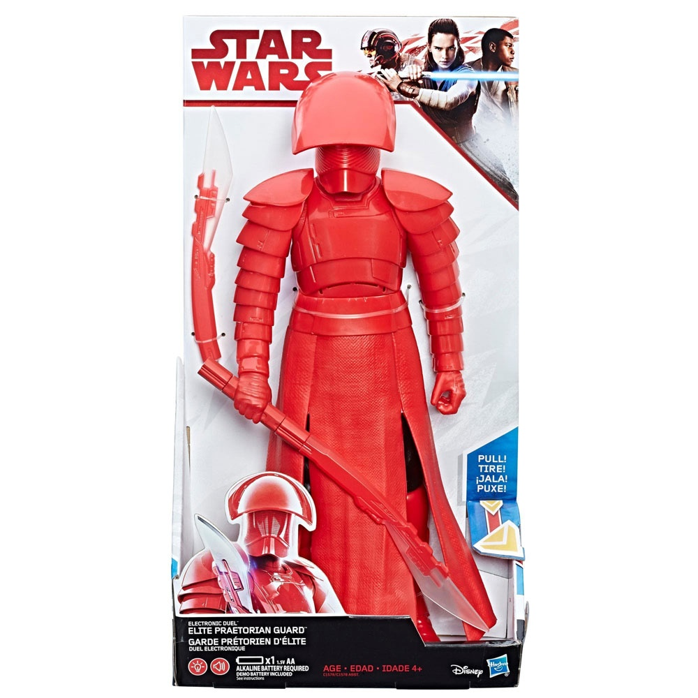 Star Wars Episode 8 Elekrische Figur Praetorian Guard