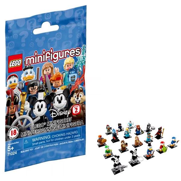 Lego Minifiguren 71024 Die Disney Serie 2