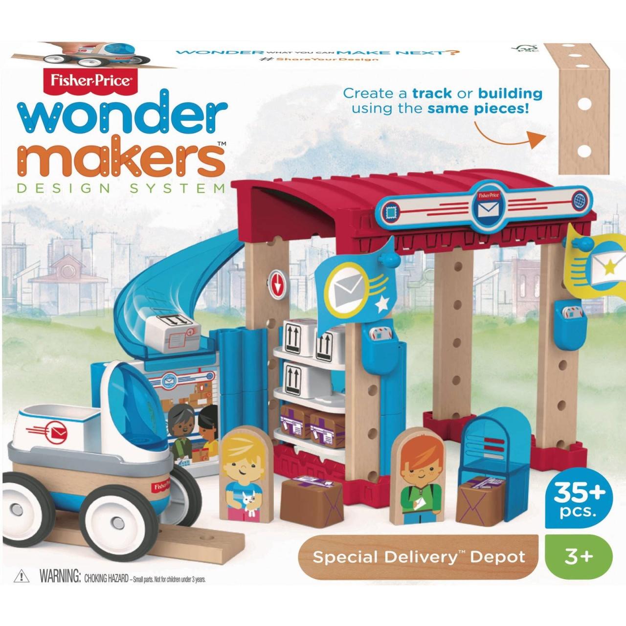 Fisher-Price Wunder Werker Post