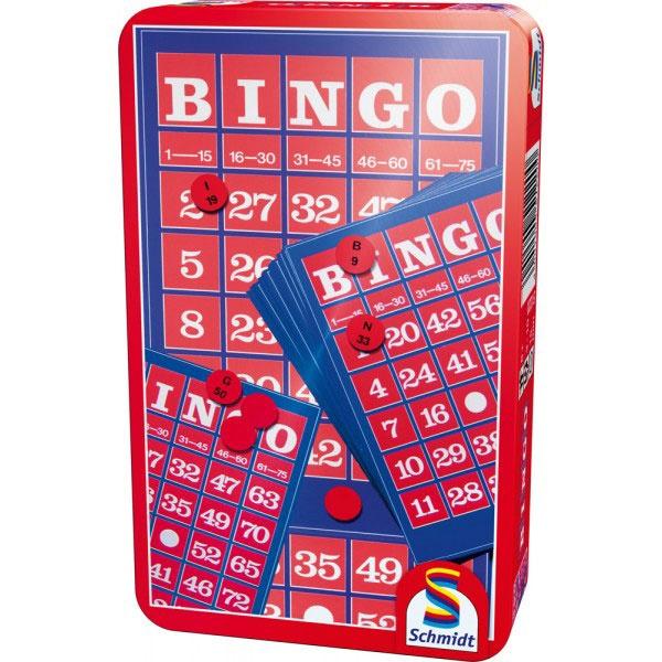 Bingo von Schmidt Spiele