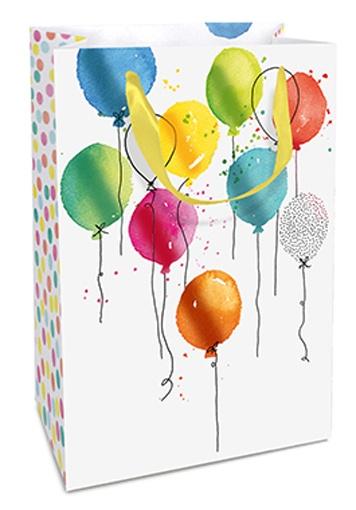 Geschentasche Balloon Party 11 x 16 x 5 cm