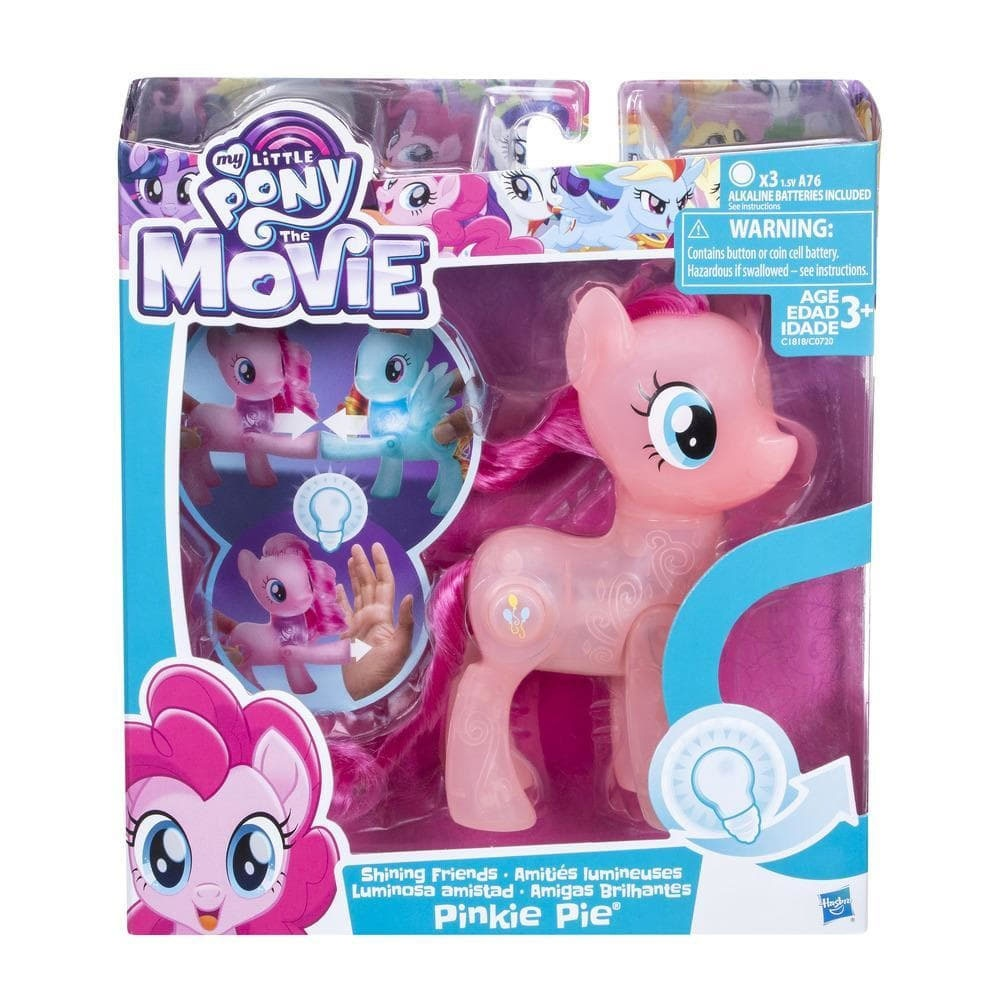 My little Pony Movie Leuchtende Freunde Pinkie Pie