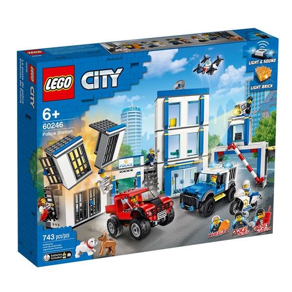 Lego City 60246 Polizeistation
