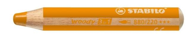 Stabilo Woody Farbstift orange