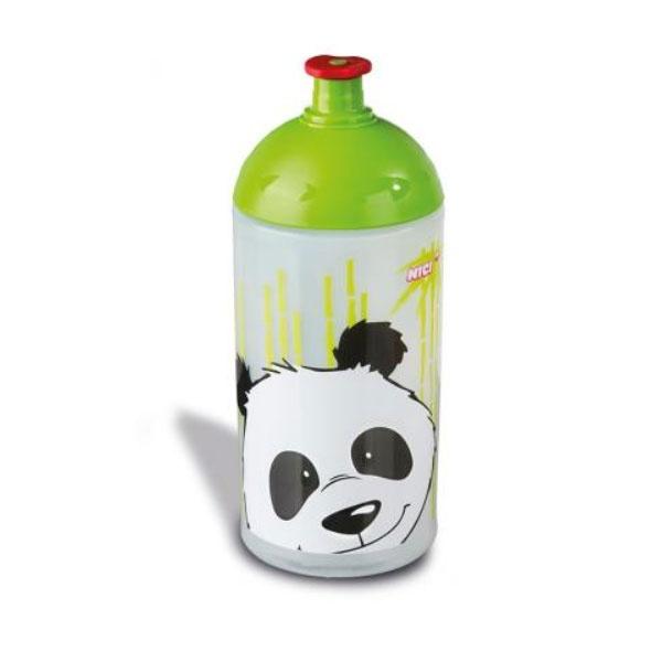 Trinkflasche Panda & Schlange 0,5l