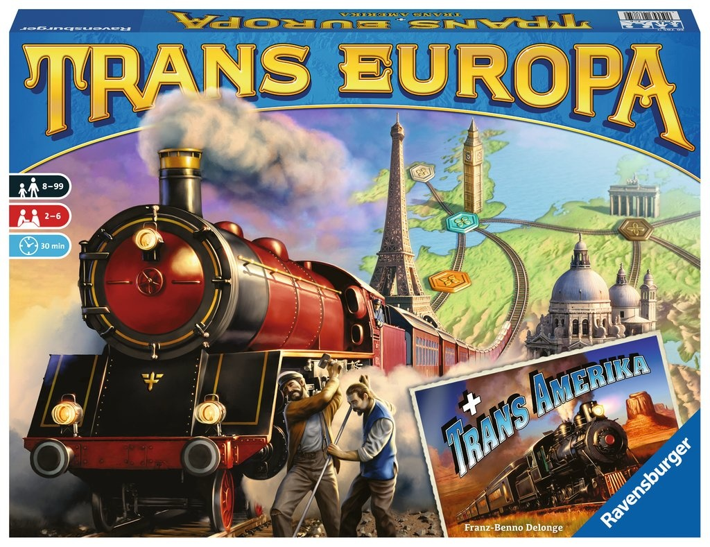 Ravensburger Trans Europa