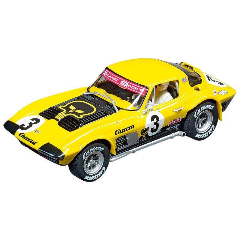 Carrera digital 124 Chevrolet Grand Sport Time Limited 23886
