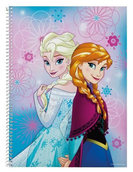 Disney Die Eiskönigin Frozen Collegeblock A4