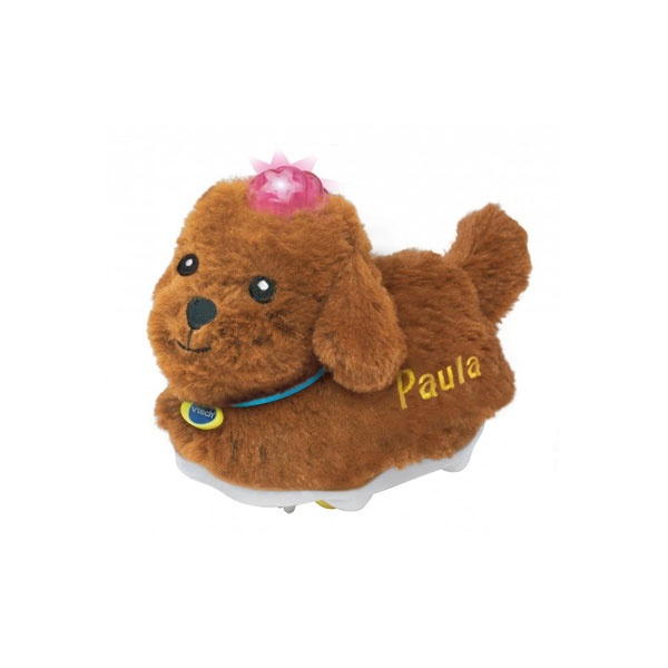 vtech Tip Tap Baby Tiere Plüsch-Pudel Paula