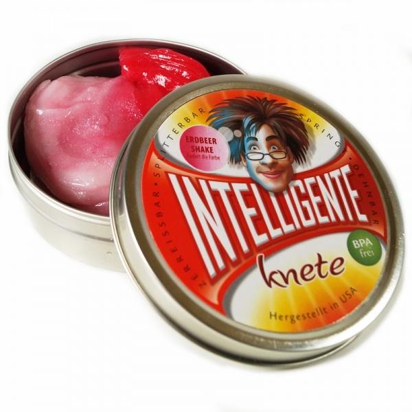 Intelligente Knete Erdbeer-Shake