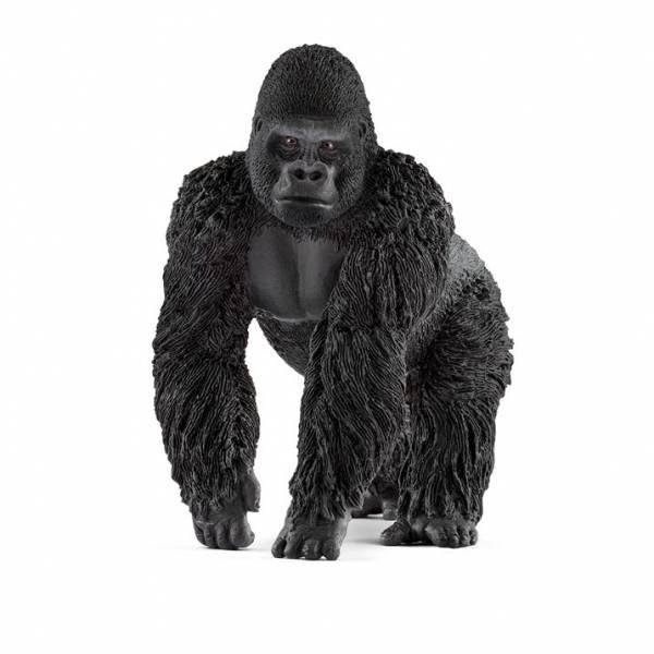 Schleich Wild Life Gorilla Männchen 14770