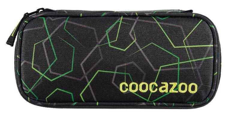Coocazoo PencilDenzel Laserbeam Black Schlamperetui