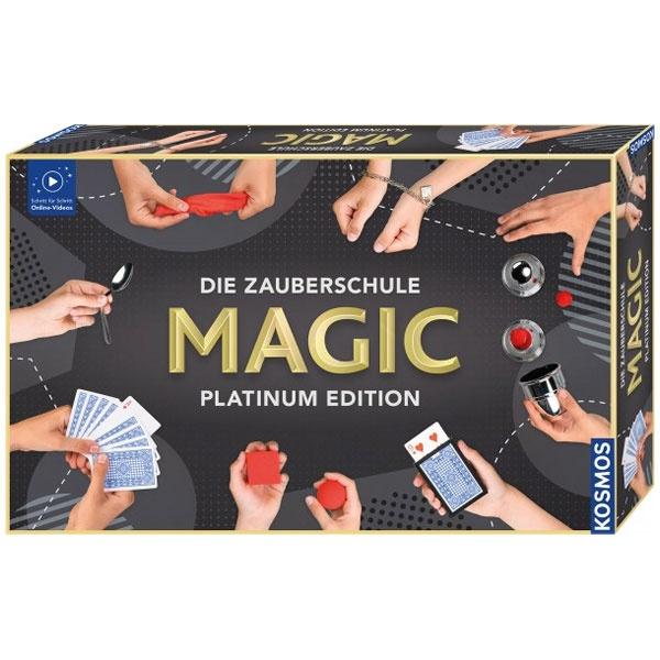 Kosmos Die Zauberschule MAGIC Platinum Edition